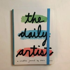NWT: THE DAILY ARTIST by Marc Johns
